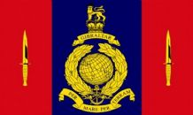 ROYAL MARINES 45 COMMANDO  - 5 X 3 FLAG